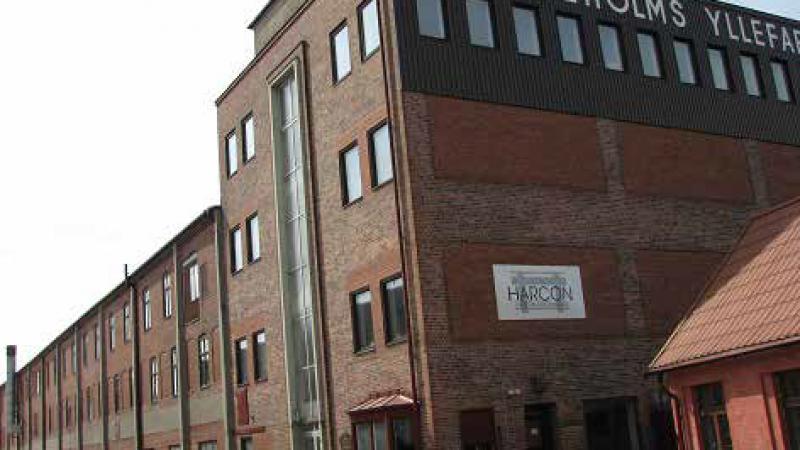 Sibbarp 4:6 med flera (gamla yllefabriken) i Marieholm, detaljplan